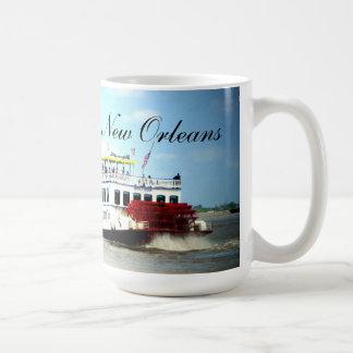 Steamboat  New Orleans  Mug