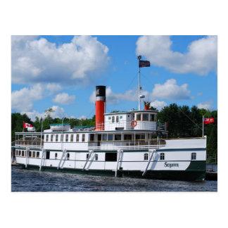 Steamboat Segwun Postcard