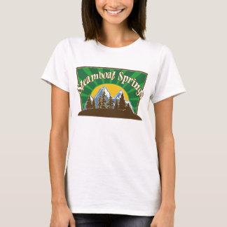 Steamboat Springs Sun Mountain T-Shirt
