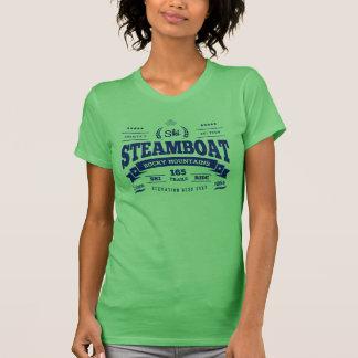 Steamboat Vintage Blue T-Shirt