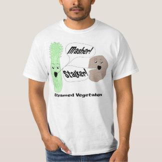 Steamed Vegetables Tshirts