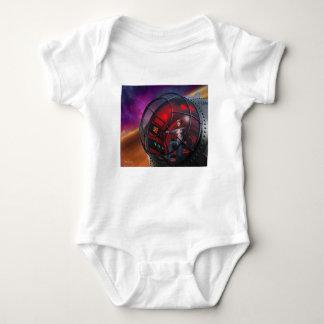 Steamfish Pilot Baby Bodysuit