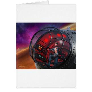 Steamfish Pilot Card