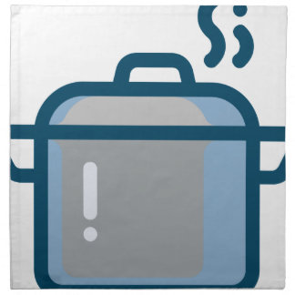 Steaming Pot Napkin