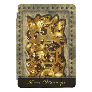 Steampunk 10 Options iPad Pro Cover