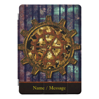 Steampunk 11-14 Options iPad Pro Cover