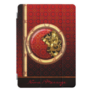 Steampunk 12 Options iPad Pro Cover