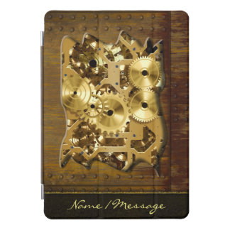 Steampunk 3 Options iPad Pro Cover