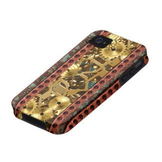 Steampunk 4 Case-Mate Case Vibe iPhone 4 Cover