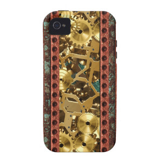 Steampunk 4 Case-Mate Case Vibe iPhone 4 Cover