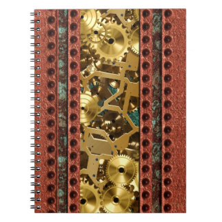 Steampunk 4 Notebook