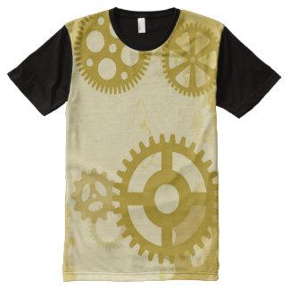 Steampunk All-Over Print T-Shirt
