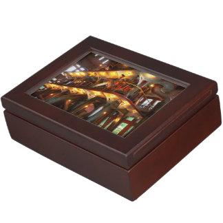 Steampunk - Allis does all the work Keepsake Box