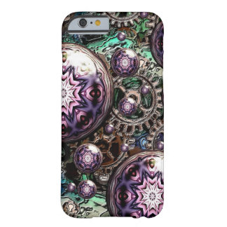 Steampunk and Gears Artful Oasis Cell Phone Case