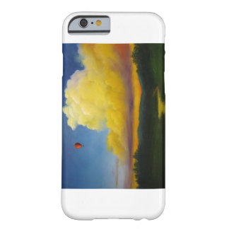 Steampunk Balloon Flight Barely There iPhone 6 Case