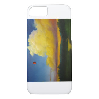Steampunk Balloon Flight iPhone 7 Case