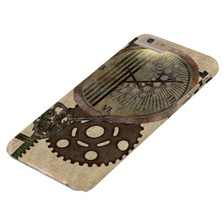 Steampunk Barely There iPhone 6 Plus Case