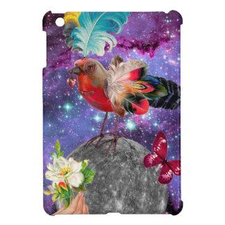 Steampunk Bird Case For The iPad Mini