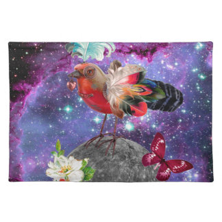 Steampunk Bird Placemat