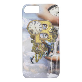 Steampunk Birthday letter B iPhone 8/7 Case