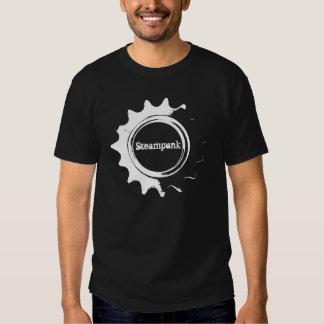 Steampunk Black T-shirt