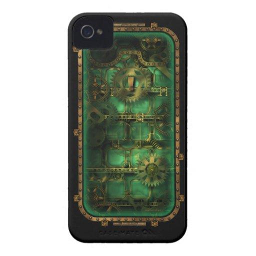 Steampunk Case-Mate Blackberry Case