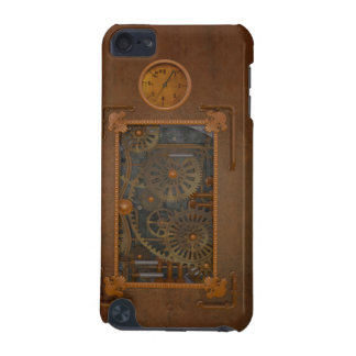 Steampunk iPod Touch 5G Covers