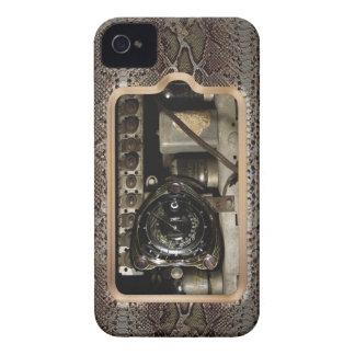 Steampunk Case-Mate iPhone 4 Case