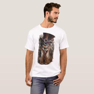 """""""Steampunk Cat"""" T-Shirt"""