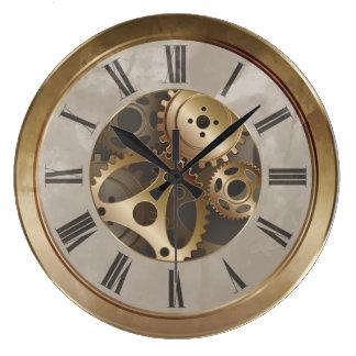 Steampunk Clock