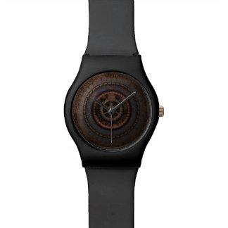 Steampunk Clock Time Metal Gears Watch