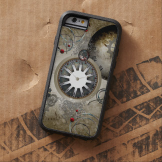 Steampunk, clocks and gears tough xtreme iPhone 6 case