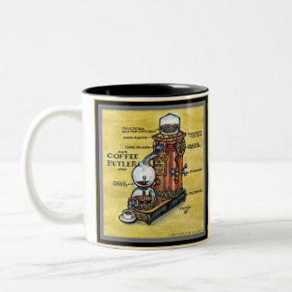 Steampunk Coffee Butler Mug