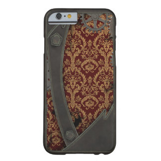Steampunk Copper Barely There iPhone 6 Case