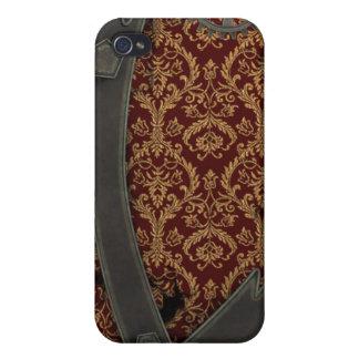 Steampunk Copper iPhone 4 iPhone 4 Cover