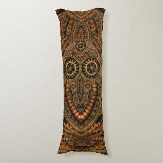 Steampunk Custom Brushed  Body Pillows