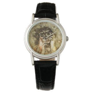 Steampunk Cutie Watch