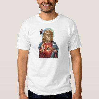 Steampunk Dada Religious Figure (Benediction Dada) Tshirt
