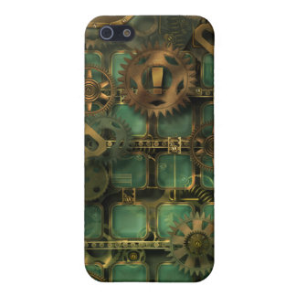 steampunk design case for iPhone 5/5S