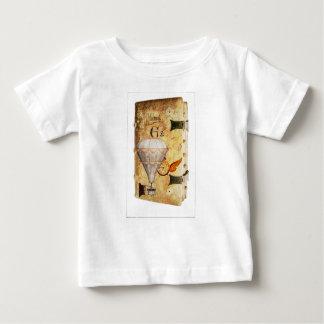 Steampunk Diary Baby T-Shirt