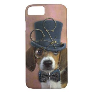 Steampunk Dog iPhone 7 Case
