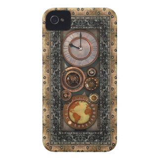 Steampunk Elegance #2 iPhone 4 Case-Mate Case