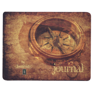 Steampunk Explorer's Journal