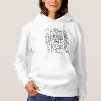 Steampunk Fantasy Sweatshirt for Women