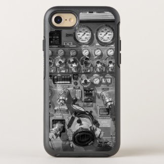 Steampunk Firetruck Gauge Cluster OtterBox Symmetry iPhone 8/7 Case