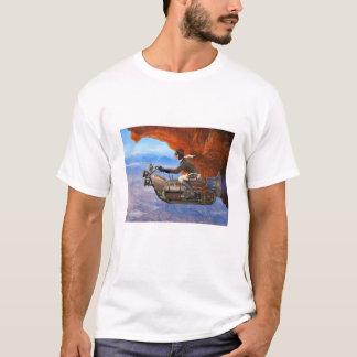 Steampunk Flying Machine T-Shirt