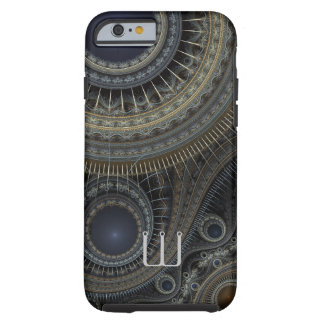 Steampunk Fractal iPhone Case