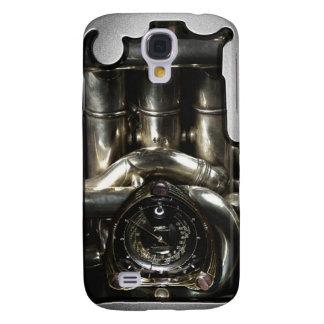 Steampunk Galaxy S4 Cases