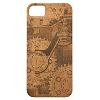 Steampunk Gear Case For The iPhone 5