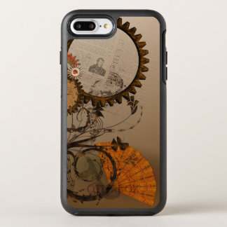 Steampunk Gears iPhone Case Vintage Victorian